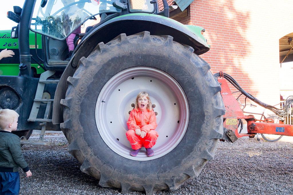 Åbent Landbrug Laura